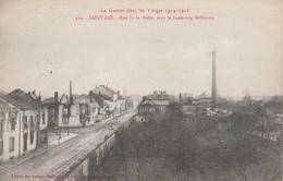 88 - SAINT DIE - Rue De La Bolle, Vers Le Faubourg St Martin - Saint Die