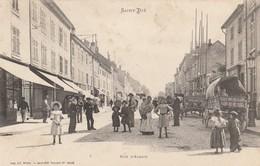 88 - SAINT DIE - Rue D' Alsace - Saint Die