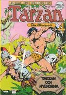 Tarzan Apornas Son Nr 20 - 1977 (In Swedish) Atlantic Förlags AB - Tarzan Den Obesegrade – Döden I Skyn ! - Del 4 - BE - Langues Scandinaves