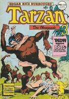 Tarzan Apornas Son Nr 19 - 1977 (In Swedish) Atlantic Förlags AB - Tarzan Den Obesegrade – Hämnd Och Nåd - Del 3 - BE - Langues Scandinaves