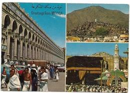 Saudi Arabia Picture Post Card - Saudi Arabia