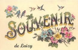 71 - SAONE ET LOIRE / Fantaisie Moderne - CPM - Format 9 X 14 Cm - 713693 - Laizy - France