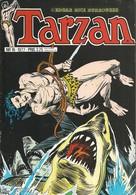 Tarzan Apornas Son Nr 16 - 1977 (In Swedish) Atlantic Förlags AB - Tarzan Och De Skeppsbrutna – Solgudens Tempel - BE - Langues Scandinaves