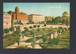 Bulgaria. Plévène *La Place Rouge* Escrita. - Bulgaria