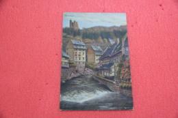 Nordrhein Westfalen Monschau + Illustrateur N. 3047 NV - Deutschland