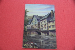 Nordrhein Westfalen Monschau + Illustrateur N. 3046 NV - Deutschland