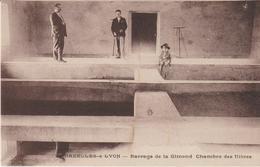 Chazelles Sur Lyon - Barrage De La Gimond, Chambre Des Filtres - Sonstige Gemeinden