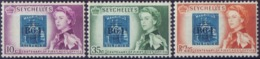SEYCHELLES 1961 Centenary Of First Post Office MNH - Seychelles (1976-...)