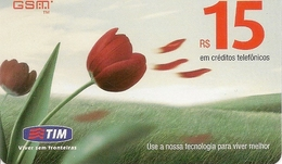 Phone Card Recharge TIM 15 - Brésil