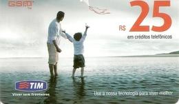 Phone Card Recharge TIM 25 - Brésil