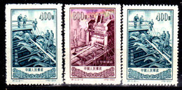 Cina-A-0332 - Emissione 1954 - Senza Difetti Occulti - - 1949 - ... People's Republic