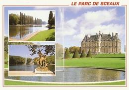 CP 92 France 1999 - Le Parc De Sceaux, Multivues - Sceaux