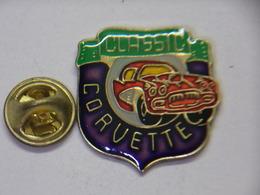 Pin's - Automobile CORVETTE - Classic Corvette - Corvette