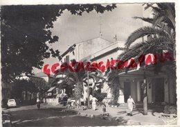 83 - LE LAVANDOU - PLACE DE LA MAIRIE - 1952 - Le Lavandou