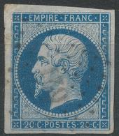 Lot N°42915  N°14A, Oblit PC 621 Carrouges, Orne (59), Ind 6, Bonnes Marges - 1853-1860 Napoléon III