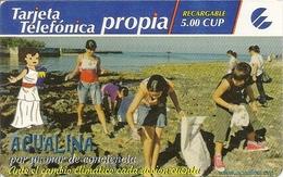 ETECSA Propia- Local And NationaL Phone Card Recharge 5.00 CUP - Cuba - Cuba