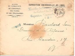 1900 Jeux Olympiques Paris Organisés Dans Le Cadre De L'Exposition Universelle - Summer 1900: Paris