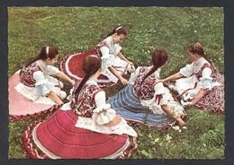 Hungria. Buják *Traditional Costume* Foto: Szenttornyai Ferenc. Edit. S.Z. Nueva. - Hungría