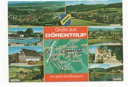 4926  DÖRENTRUP-SCHWELENTRUP, WALDHOTEL     1980 - Allemagne