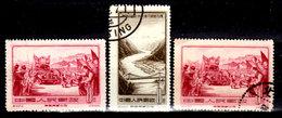 Cina-A-0341 - Emissione 1956 - Senza Difetti Occulti - - 1949 - ... People's Republic