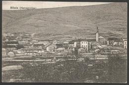 Bosnia And Herzegovina-----Bileca-----old Postcard - Bosnien-Herzegowina