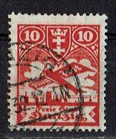 Danzig 1924 // Mi. 202 O (023.610) - Dantzig