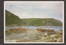 View Of The Storms River Mouth, Garden Route, Cape, RSA - Unused - South Africa