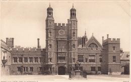 England UK - Windsor - Eton College - The Quadrangle - Unused - VG Condition  - 2 Scans - Windsor
