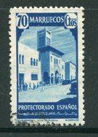MAROC ESPAGNOL- Y&T N°313- Oblitéré - Marocco Spagnolo