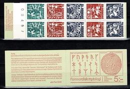 Sverige 1981  Yv  C1117** Boekje/carnet 1117** Genummerd / Numéroté / Numbered - Carnets