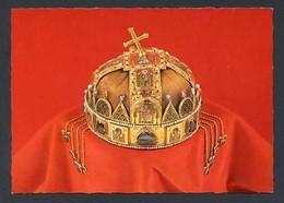Hungria *The Hungarian Crown, 11-12 Th C.* Foto: MTI Hámor Szabolcs. Edit. S.Z. Nueva. - Hungría
