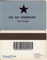 FRANCE - Datacard Bank Card, Sample - Geldkarten (Ablauf Min. 10 Jahre)