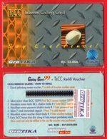 L28 - Indonesia Telkom TeCC Telkom Calling Card Say Exellence ! Mint - Indonesia