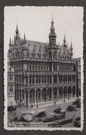 The King's House, Brussels, Belgium - Real Photo - Used 1937 - Belgium