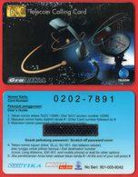 L32 - Indonesia Telkom TeCC Telkom Calling Card  Mint - Indonesia