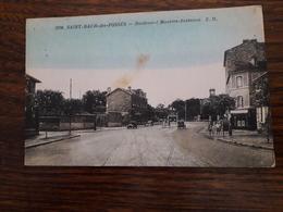 L1/65 Saint Maur Des Fossés . Boulevard Maurice Berteaux. - Saint Maur Des Fosses