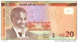 NAMIBIA P. 17 20 D 2015 UNC - Namibië