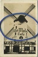 Aarschot :    Café  WITTE MOLEN  (  Formaat 7 X 4.5 Cm ) - Aarschot