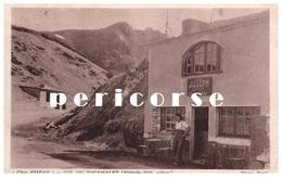 65  Col Du Tourmalet  Buvette Chez Joseph - France