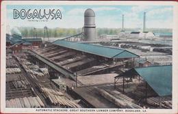 Bogalusa Great Southern Lumber Company LA - Louisiana Sawmill Frank Henry Goodyear Charles W. Magic City - Etats-Unis