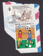Honduras, Scott #C656, C665, Used, University, Soccer, Issued 1978 - Honduras