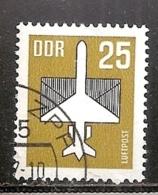 R.D.A.  POSTE AERIENNE     N°   16  OBLITERE - Service