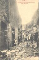 Une Rue Du Village D'Hautpoul, Près Mazamet - France