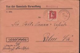 BAYERN 78 I EF, Gestempelt: Pruefening 21.JUL 1911 - Beieren