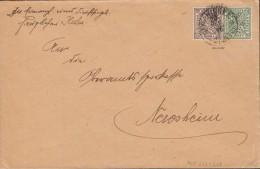 WÜRTTEMBERG 228, 229 MiF, Geprüft,  Gestempelt: ? 28.SEP 1916 - Wuerttemberg