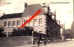 VILVORDE - L'Ecole Moyenne Des Garçons - Vilvoorde
