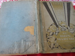 BON MARCHE /STE ANNE PALUE/TIR A L ARC/CAMARGUE /CHAUDESAIGUES/ST COLOMBAN VILLARS /PLOUGASTEL/TREGUIER/MIRECOURT - Livres, BD, Revues