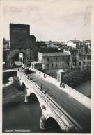 T.996.  PADOVA - Ponte Molino - Tram - 1951 - Padova