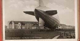 GCE-24 Graf Zeppelin Leporello De 10 Cartes, Très Bon état. - Zeppeline