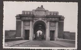 Menin Gate Memorial To British Heros, Ypres, Belgium - Real Photo - Used 1937 - Belgium